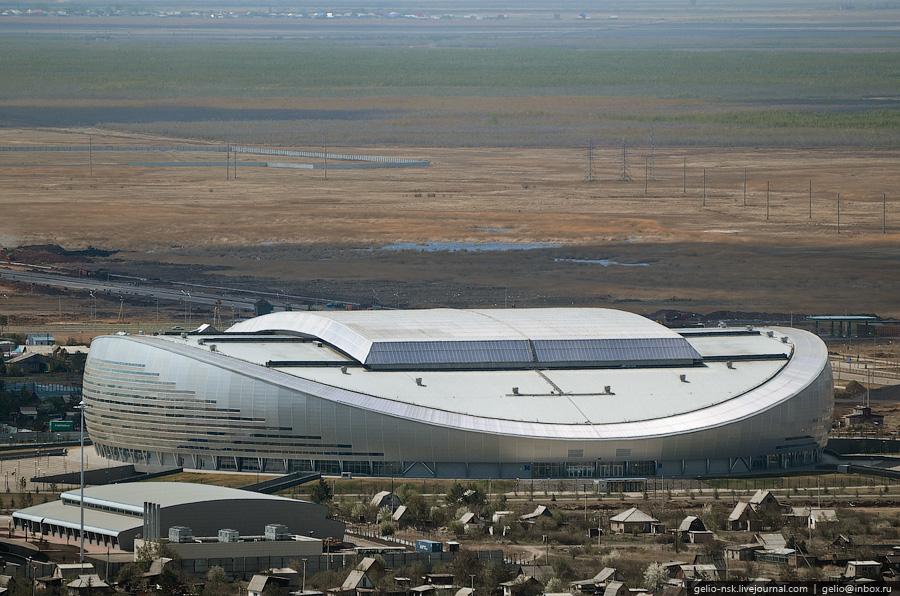 "#43. Стадион ""Астана Арена"""