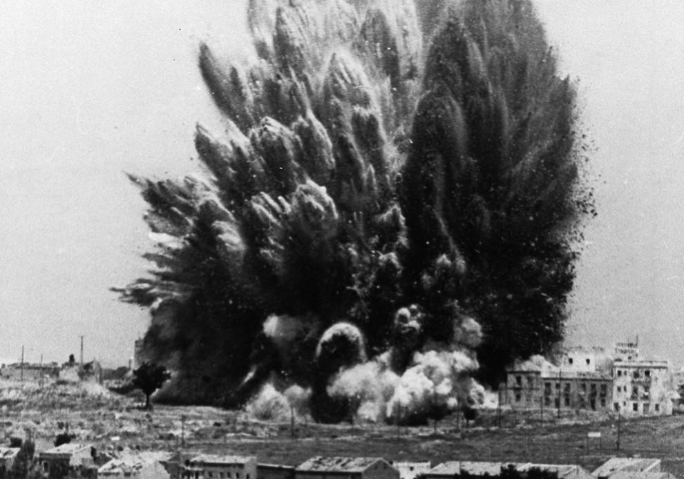 В этом взрыве пятиэтажного здания