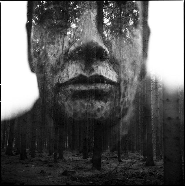 Фотографии с двойной экспозицией Florian Imgrund