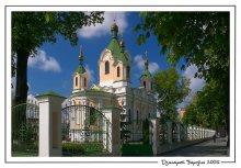 Брэст: Сьвята-Сiмяонаўскi катэдральны сабор / 1865-68 гг.