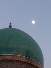 купол / купол мечети в Хиве