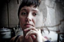 Кухонный портрет / портрет девушки