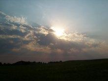 Небеса... / возле Минского моря