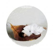 ноябрь / страница из имиджевого календаря текстильной фабрики