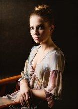 портрет Хани / с моего мастер-класса