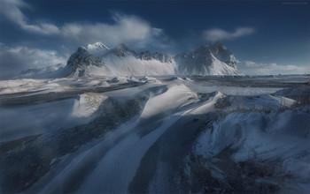 Winter in Iceland / Winter in Iceland  Video gudafoss waterfall. Drone 4K https://youtu.be/8sZJxh5WUFQ