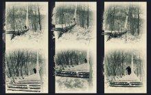 Одиночество вблизи и Одиночество на расстоянии... / Шестиптих