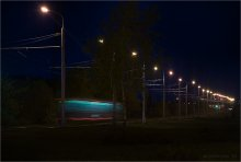 Последний трамвай / Серебрянка