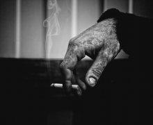 о вреде курения... / о вреде курения...