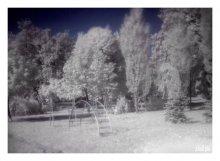 детская площадка / можно назвать это моей первой фотографией на ик^^