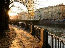 Осенняя / Канал Грибоедова....