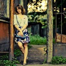 Екатерина (провинциальный вечер...) / ...........