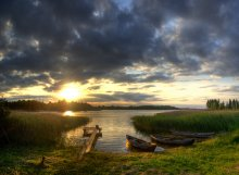 Про тихую гавань.. / озеро Неспиш http://www.panoramio.com/photo/23881109