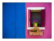 Цвет / Бурано, Венеция