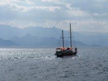 Штиль / Средиземное море