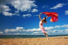 ветер / .....