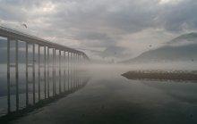 / Norway, Tromsø, мост на материковую часть города