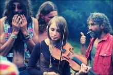 music 2 / закарпатье, водопад шипот, июль '09