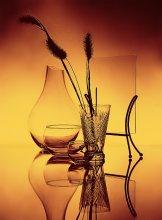 стекло в красном / продолжение темы стекла, эксперименты