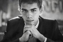 Портрет / Андрей Вязов, экзистенциальный писатель  http://trainday.livejournal.com