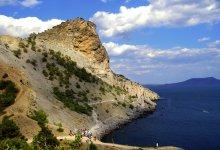 Новый свет / на черноморском побережье