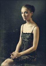 Простой портрет Виктории / визаж Тина Климова.