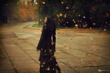 осенний ветер... / Катерина