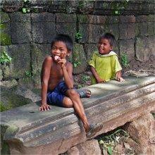 Дети Камбоджи / foto by Ablau Max and me (c) 2009