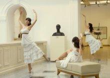 Дневные занятия Музы / модель Анастасия Таболина