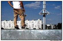 на высоте / skate or die