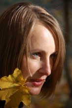Осенний портрет / Осенний портрет