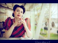 Светлана / визаж Оля Токмакова.  что-то я на ночь глядя фото размещаю....не спится видимо :)