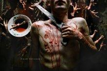 Сегодня огненно свернувшаяся кровь / .................личное, без слов.