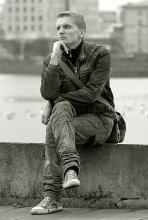 man / модель- Николай Матвеенко