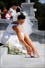 Невеста.... / лето 2009