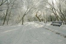 Зимний парк / *****