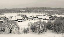Снежная зима / .....