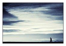 и небо... / только