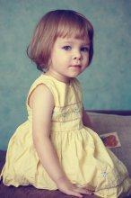 портрет дочки / Евгения