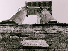Tempio Saturno / Roma 2005