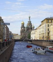 Город разводящихся мостов / Питер, лето-2006
