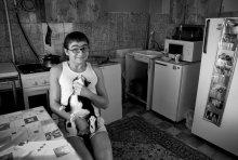 Портрет с котом / Никто не пострадал