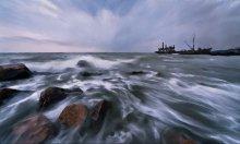 Морской пейзаж / Бердянский залив.Март 2010г.