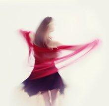 Танец (эмоции) / Особенно женские эмоции переполняют, рвутся наружу...