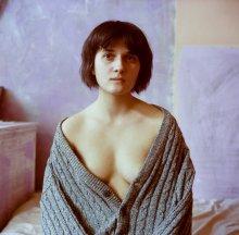 Заград (портрет в свитере Антона) / ......