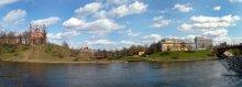 На том берегу... / Витебск в конце апреля.