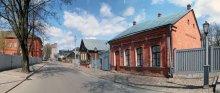 Дом Мастера / Дом-музей Марка Шагала на Покровской улице в Витебске.