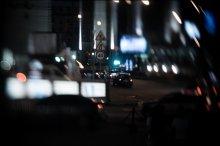 Night / Снято на самодельный TS-объектив.
