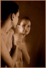 отражение / Беременность прекрасна