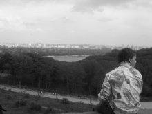 На краю пропасти / Киев, май 2008.